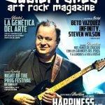 Revista Subterránea Art Rock Magazine