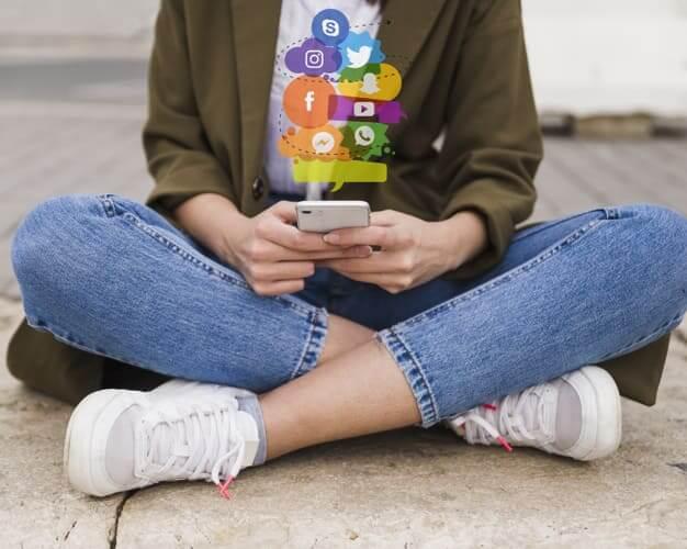 Métricas específicas de cada red social