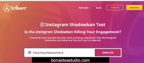Shadowban Tester