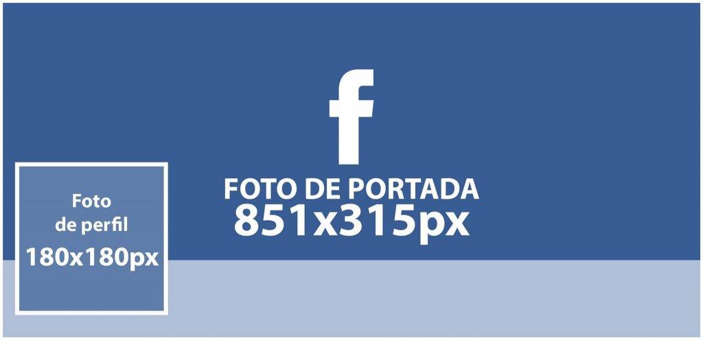 Tamaño portada facebook