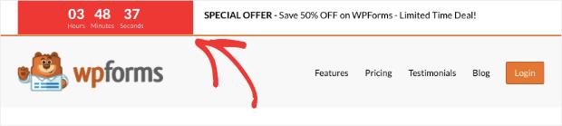 wpforms venta limitada