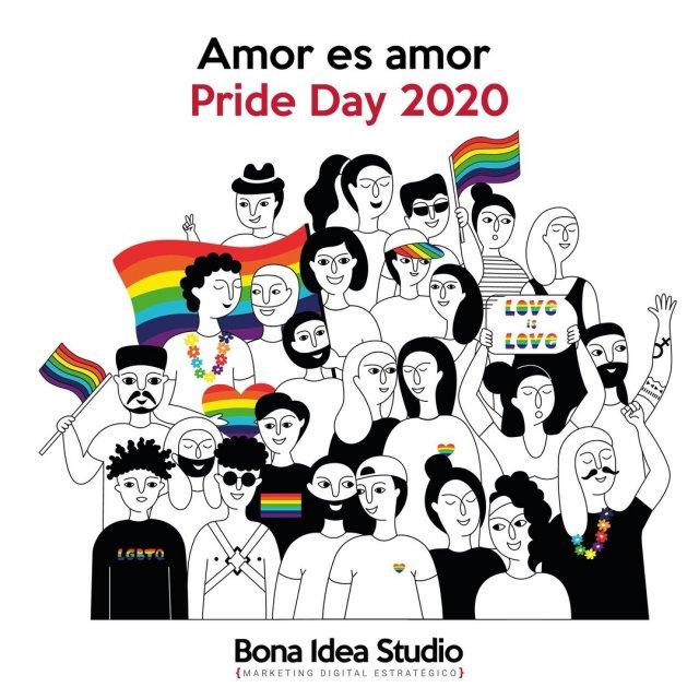 Amor es amor, que nadie os cuente otro cuento. Por un mundo donde la diversidad sea la normalidad porque la diversidad es la mayor riqueza del ser humano. ¡Feliz PrideDay! 🌈❤️🌈🧡🌈💛🌈💚🌈💙🌈💜🌈 - - - #Prideday #LGBT #pridebcn2020 #barcelonalove #LoveIsLove #DerechosLGBT #freelifestyle