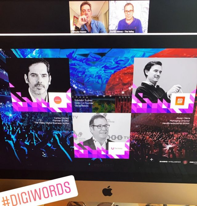 DIGIWORDS™ Marketing after Covid-19  Muy interesante, el debate es largo. 👏🏻 #Digiwords #DigitalNEXT #webinar  #marketingonline #marketingdigital #agenciademarketing #marketingstrategy #diseñografico #covid_19 #emprendedoresonline